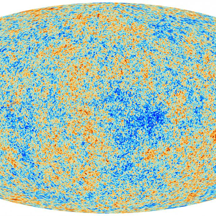 Cosmic Microwave Background as observed by Planck